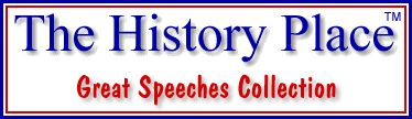 The History Place - Great Speeches Collection--Bill Clinton apology speeches--use to compare tone?