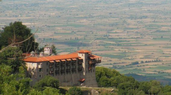 ΙΕΡΑ ΜΟΝΗ ΠΑΝΑΓΙΑΣ ΚΟΡΩΝΗΣ ΑΓΡΑΦΩΝ | Μοναστήρια της Ελλάδος