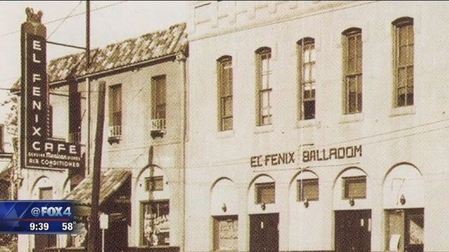El Fenix celebrates its centennial in 2018.  Lone Star Adventure, Fox 4 News, Richard Ray reports.