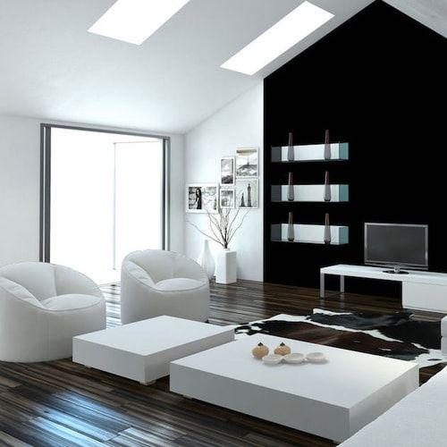 Oltre 25 fantastiche idee su pareti soggiorno su pinterest for Arredamento classico moderno bianco