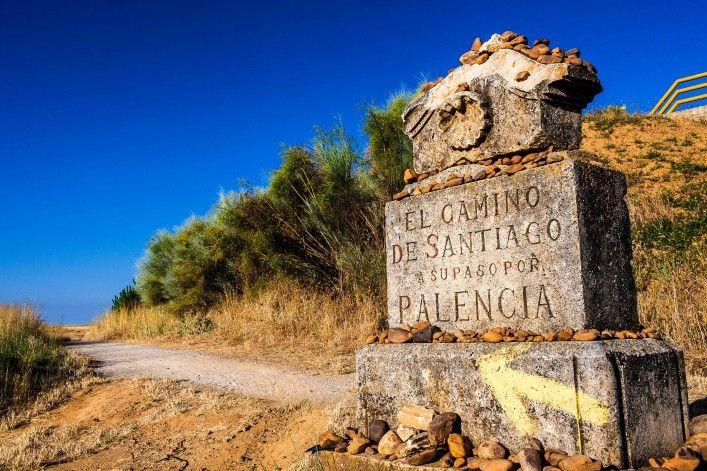 Guía Del Camino De Santiago Rutas Mejor época Y Más Info Camino De Santiago Francés Camino De Santiago Santiago De Compostela
