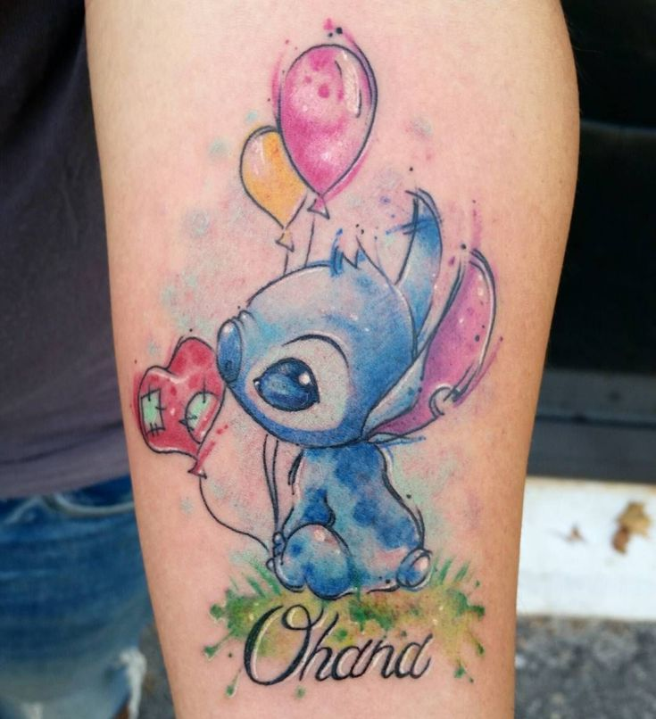 40 Ideas for Ohana Tattoo: The Symbol for Family and Friendship