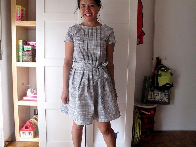 My new dress! by 190.arch (aka mamma190), via Flickr