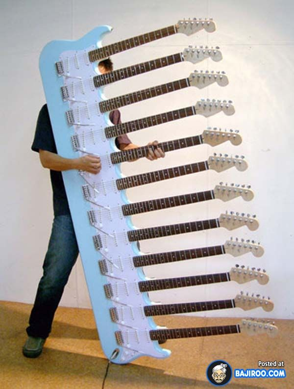 multineck guitar