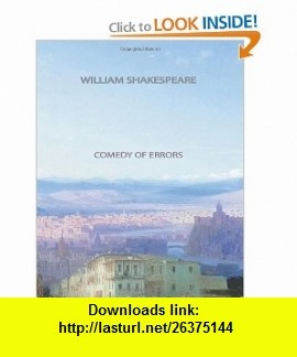 8 best torrents e book images on pinterest pdf tutorials and book comedy of errors 9781461033202 william shakespeare isbn 10 1461033209 isbn fandeluxe Images