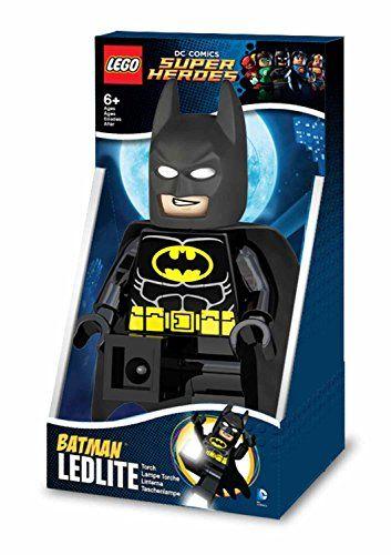 Lego 90007 Led Lampe Dc Super Heroes Batman Ca 20 Cm Batman