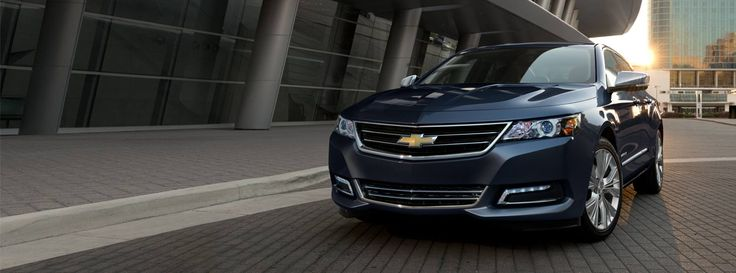 The 2016 Impala can accommodate up to five passengers.