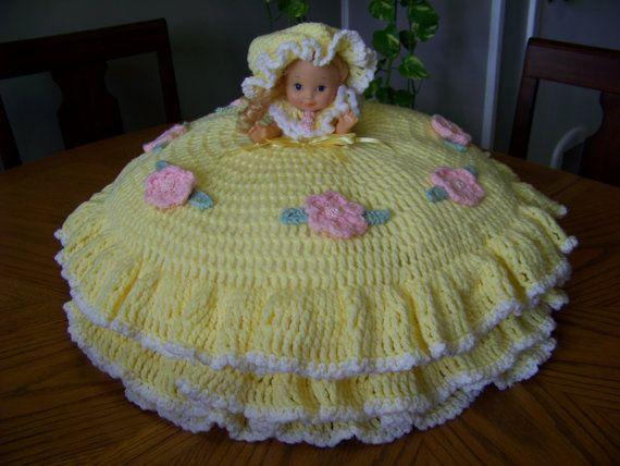 119 Best Images About Crochet Bed Dolls On Pinterest