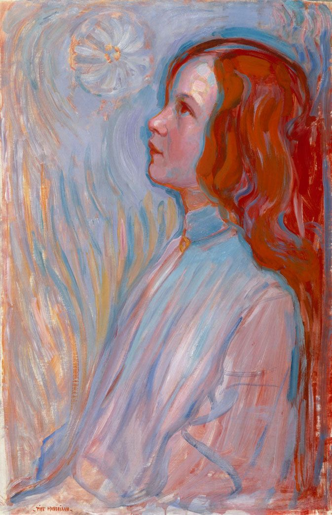 Piet Mondriaan, Devotion