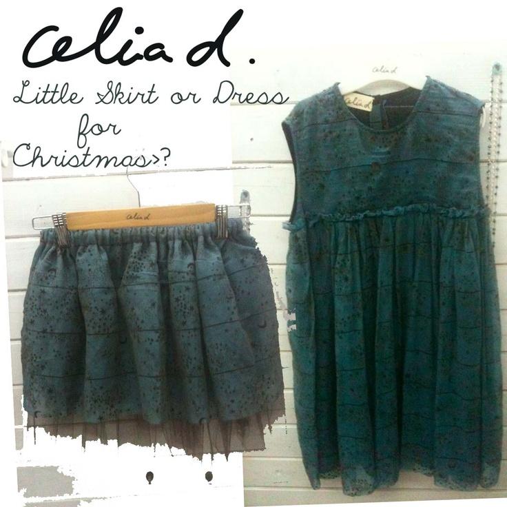 Skirt or dress?