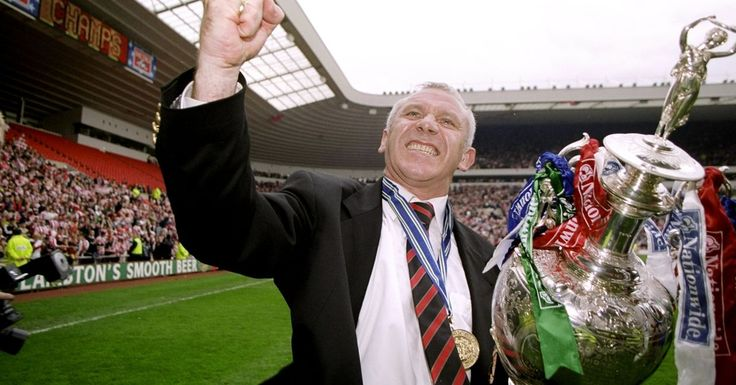 ITHICS Fanzine: I have that Peter Reid feeling; Sunderland & Coleman are a match made in heaven!