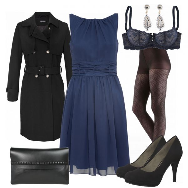Abend Outfits: Gala bei FrauenOutfits.de