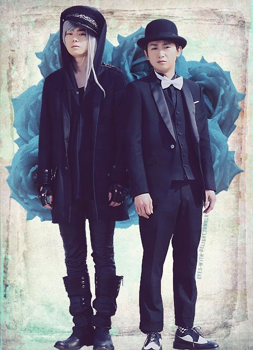 Satoshi Ohno and Masaki Suda in Shinigami-kun. eyes-with-delight.tumblr.com