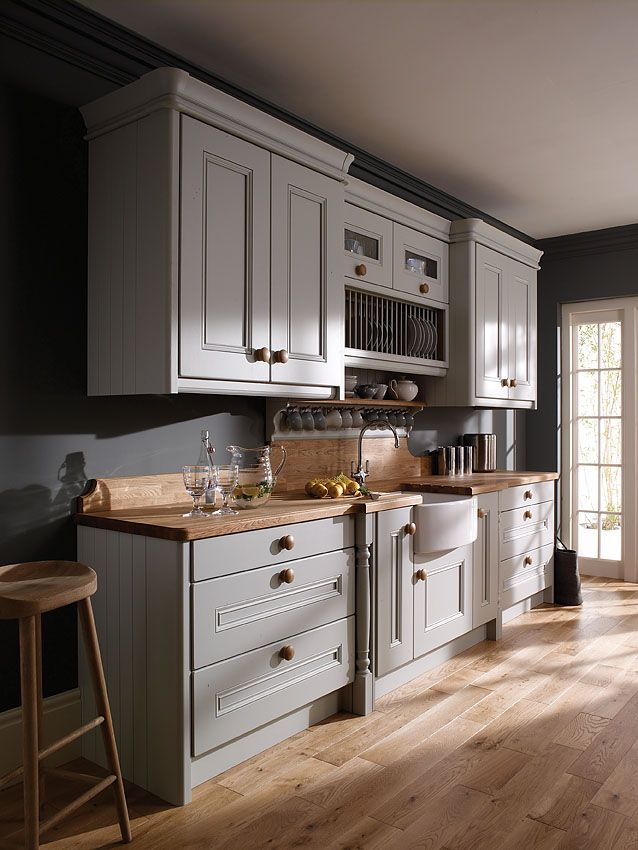 The Painted Kitchen Collection- Edwardian