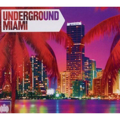 V.A. - UNDERGROUND MIAMI (3CD)