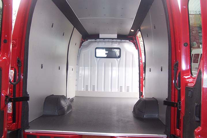 panelvan araç içi kaplama 02