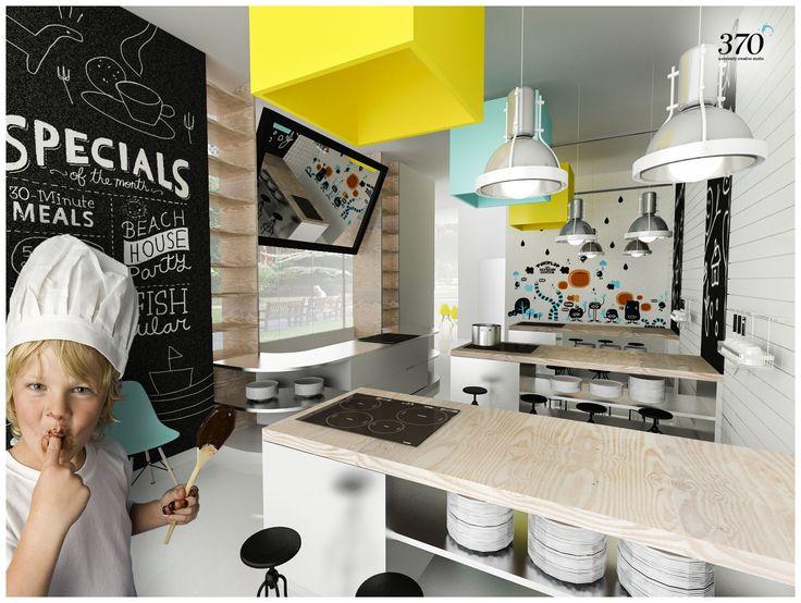 Cooking school for kids