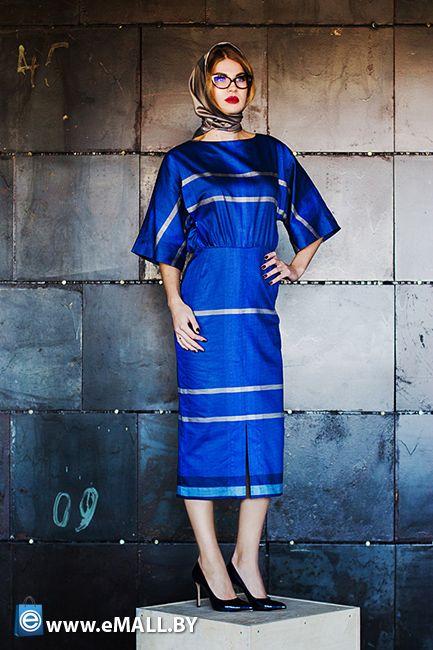 MO1406-06 Платье с цельнокроеным рукавом MIRANOVICH