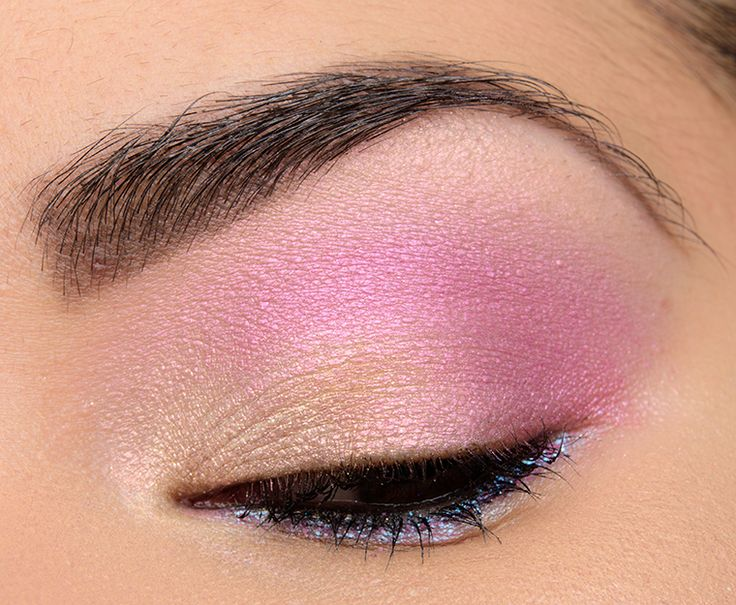 Anastasia Aurora Glow Kit Eye Look - Temptalia Beauty Blog: Makeup Reviews, Beauty Tips