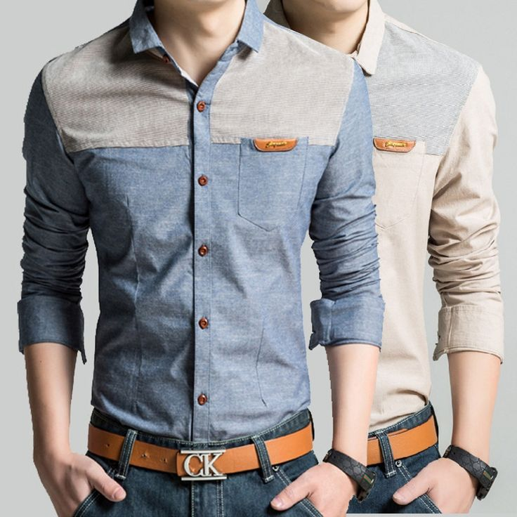Men's New Spring Shirts 2016 Fashion Brand Clothing Men's Long Sleeve Casual Shirt Cotton Blouse Plus Size 5XL Vetement Homme -- AliExpress Affiliate's Pin. Offer can be found by clicking the VISIT button