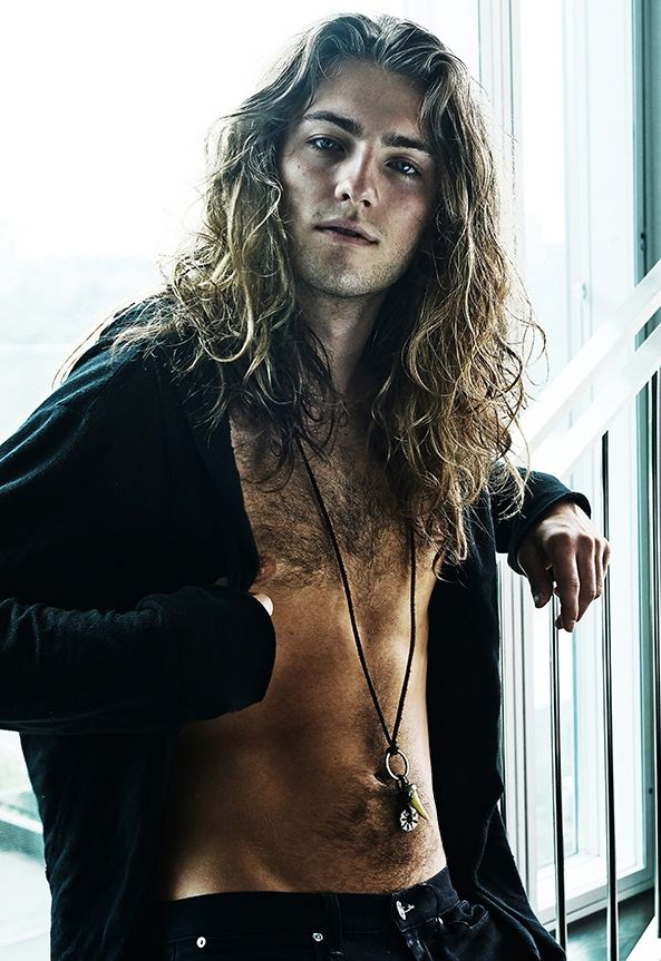 Jack Otterstedt - no idea who he is and he's young enough to be my son but damn he's pretty.