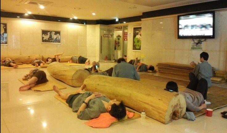 Jjim jil bang : Korean public bathroom