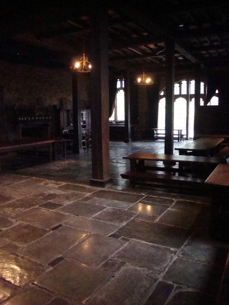 Great Hall at Montsalvat | by anti-zeitgeist