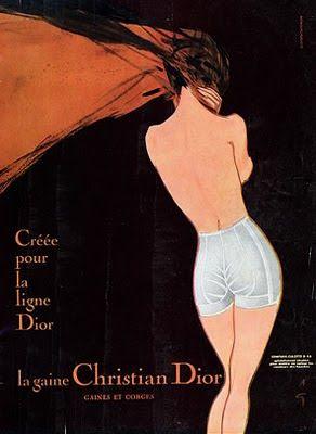 retro Dior - René Gruau