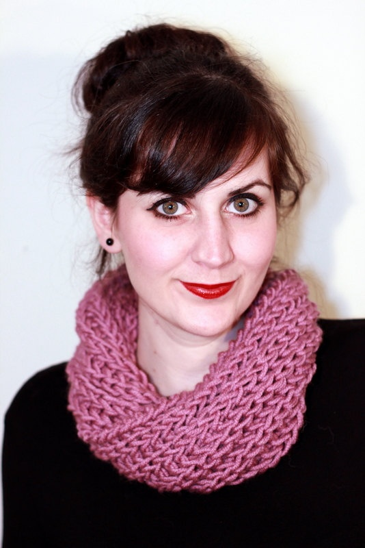 The one with the single lilac cowl by winkitywink on Etsy, €20.00