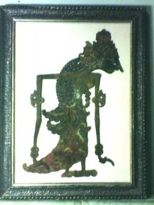 Dewi Rukmini Solo Wayang Kuno