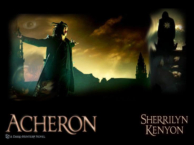 Styxx Sherrilyn Kenyon Acheron Quotes