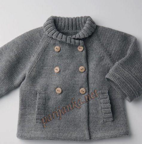 Erkek bebek yelekleri (It's not crochet, but I like it anyway.)