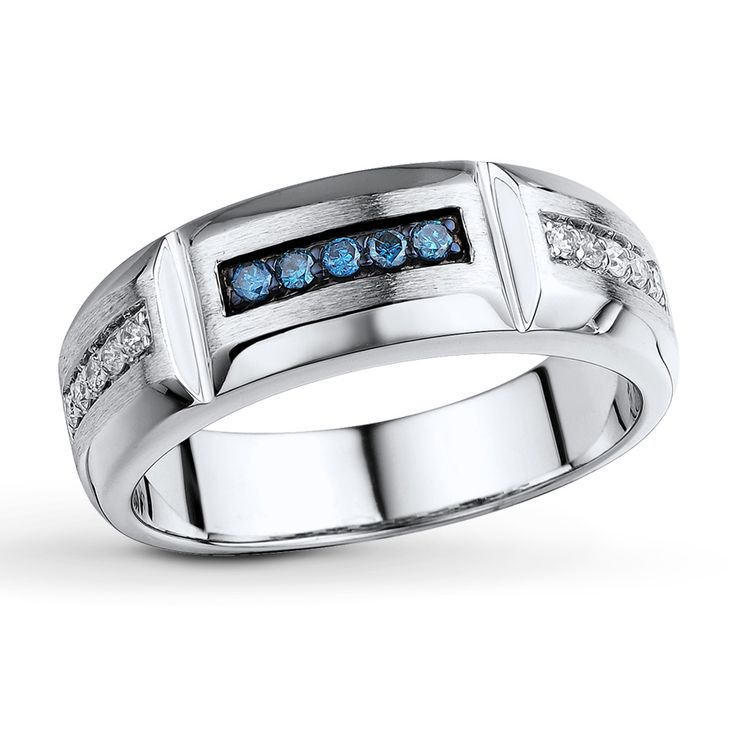 Wedding Rings : Mens Wedding Bands Kay Jewelers Black Wedding ...