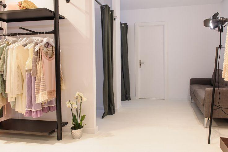 Blumé / equipoeme estudio #probador #diseño #tienda #ropa