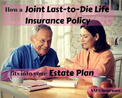 A joint last-to-die life insurance policy is a cost efficient method of funding your estate planning goals like charitable giving or estate preservation