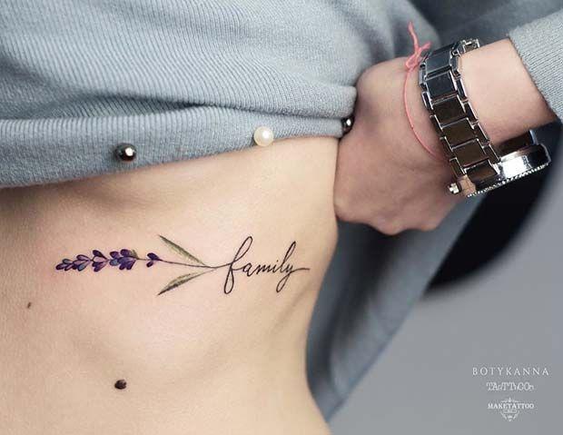 25 Badass Rib Tattoos to Inspire Your Next Ink | Rib tattoo ...
