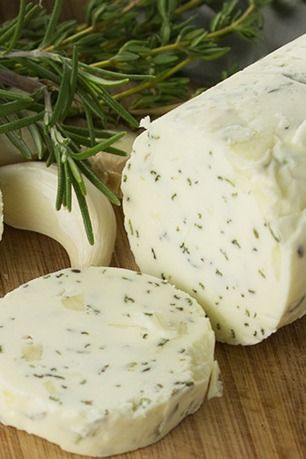 Compound Butter {for Steak, Turkey & More}