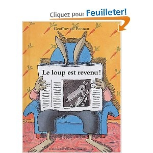 1000 images about loups on pinterest keith haring livres and tour eiffel - Un loup dans le potager ...