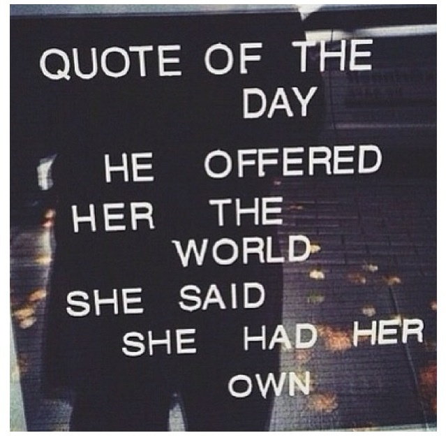 Independent Woman Quote Tumblr: Independent Women