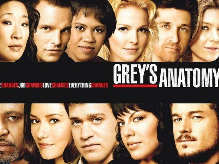 Prends des leçons d'anatomie avec Grey's Anatomy