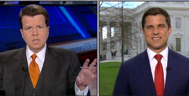 Cavuto asks NY Stock Exchange president if market gains are due to Trump, his answer was resounding