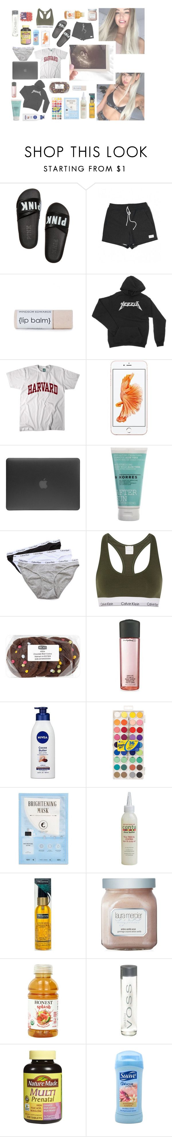 """first ultrasound! | rosie"" by t-eddybear ❤ liked on Polyvore featuring Victoria's Secret, Incase, Korres, Calvin Klein Underwear, MAC Cosmetics, Nivea, Kocostar, TRESemmé, Laura Mercier and Suave"