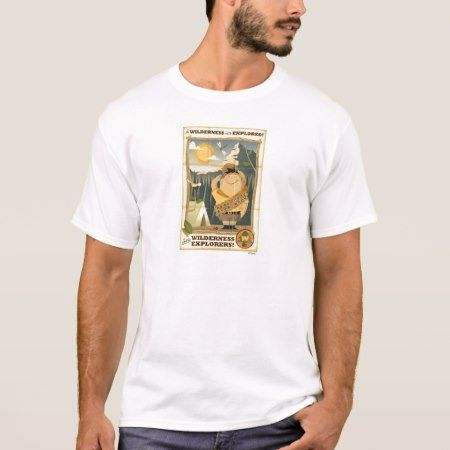 Wilderness Explorers with Russell - Disney Pixar T-Shirt - tap to personalize and get yours