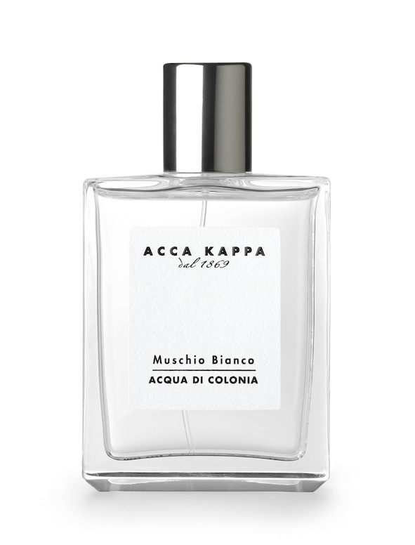 Acca Kappa  Muschio Bianco  http://www.accakappa.com/it/c/2/fragranze.html
