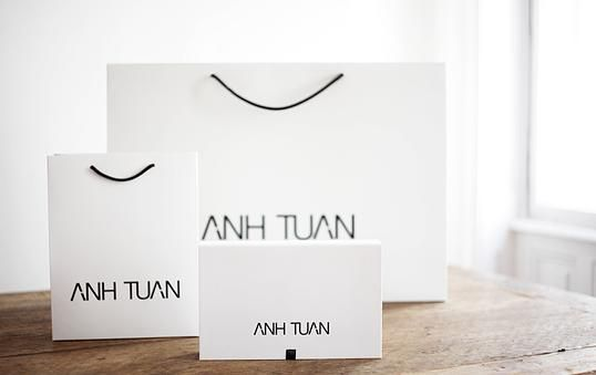 Anh Tuan   paper bag and gift box  Happy Brand Makers   catwalk