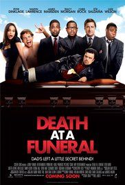 Death at a Funeral US remake Poster 2010