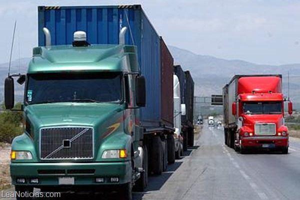 Publicada en Gaceta restricción de vehículos de carga por la Gran Caracas - http://www.leanoticias.com/2014/02/11/publicada-en-gaceta-restriccion-de-vehiculos-de-carga-por-la-gran-caracas/