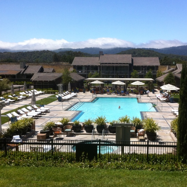 Rosewood Sand Hill Menlo Park Ca Wow What A Pool Luxury So So Lovely I 39 M Going Here