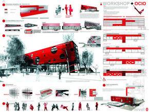 laminas de presentacion arquitectonica vertical - Buscar con Google