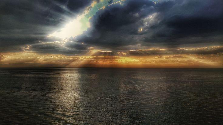 Majestic sunset - Sunset